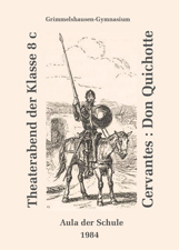 Plakat: Don Quichotte