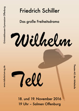 Wilhelm Tell - Plakat