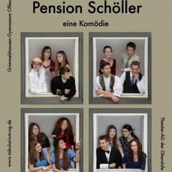 Pension Schoeller 2016 - Plakat
