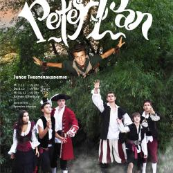 Peter Pan 2016 - Flyer Vorderseite